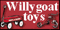 WillyGoat for outdoor toys and playsets